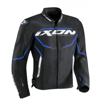 Blouson Moto Ixon Sprinter Black Blue