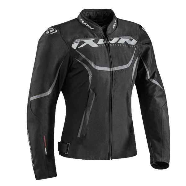 Blouson Moto Ixon Sprinter Lady Black