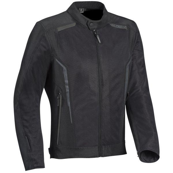 Blouson Moto Ixon Cool Air Black