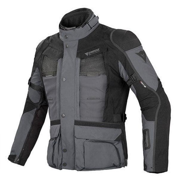 Veste Moto Dainese D-Explorer Gore-Tex Black Dark Grey