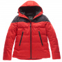 Blouson Moto Blauer Easy Winter 2.0 Red Blue