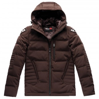 Veste Moto Blauer Easy Winter Man Marron