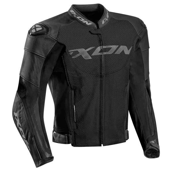 Blouson Moto Ixon Falcon Jacket Noir