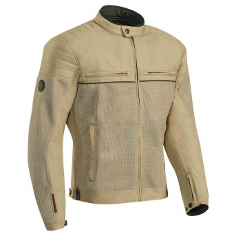 Blouson Moto Ixon Filter Sable