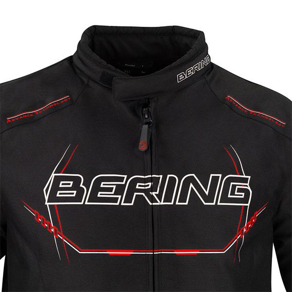 Bering Forcio Noir Blanc Rouge