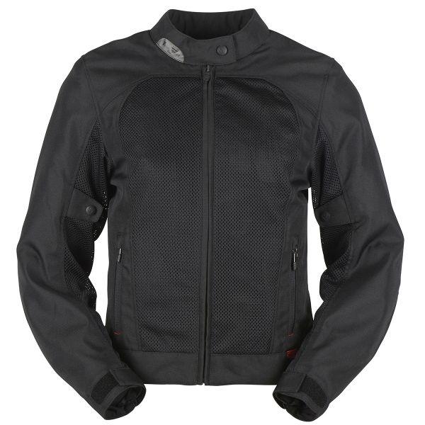 Blouson Moto Furygan Genesis Mistral Lady Evo 2 Black