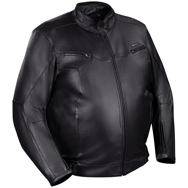 Blouson Moto Bering Gringo King Size Black