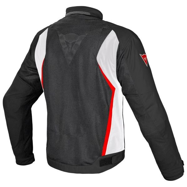 Dainese Hydra Flux D-Dry Black White Red