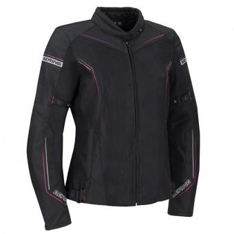 Blouson de moto cuir ou textile