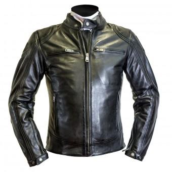 Blouson Moto Helstons Modelo Rag Noir