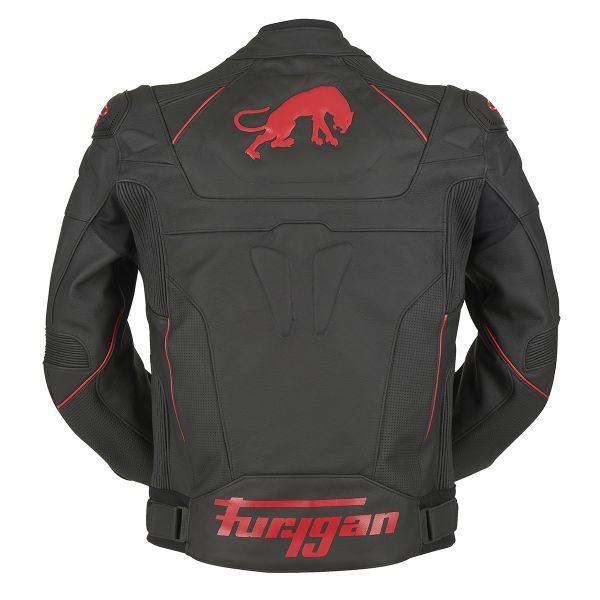 Furygan Raptor Evo Black Red