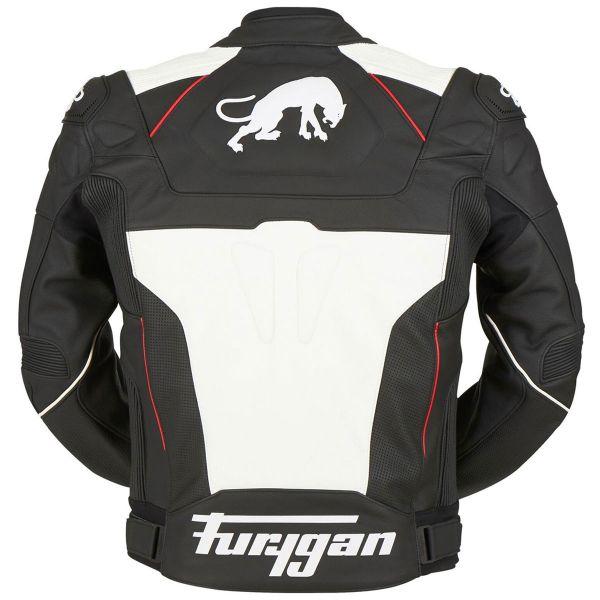 Furygan Raptor Evo Black White Red