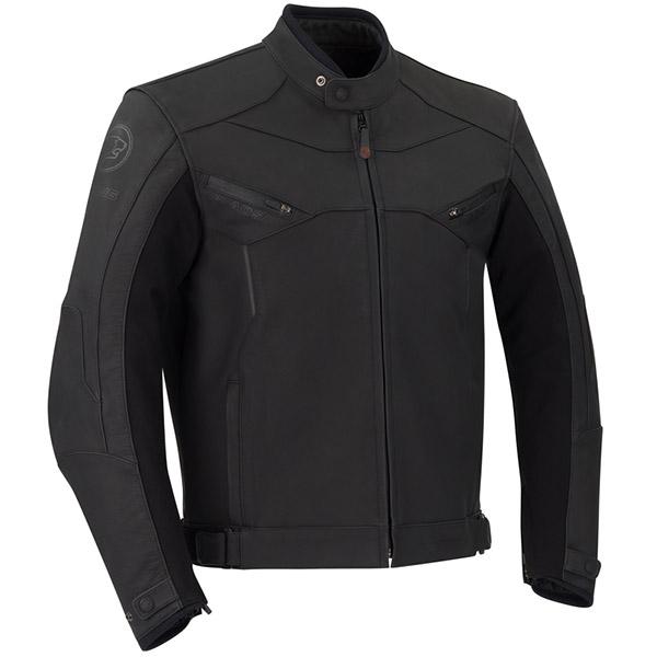 Blouson Moto Bering Rezek Noir