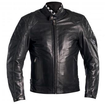 Blouson Moto Helstons Scoty Leather Black