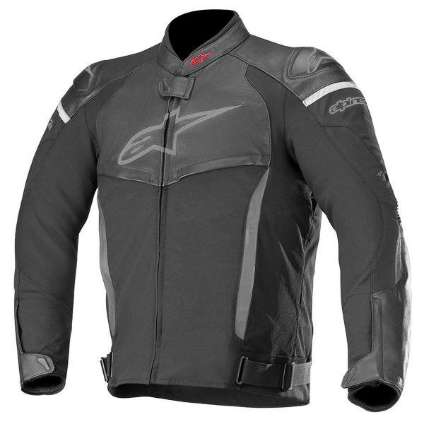 Blouson Moto Alpinestars SP X Black Black