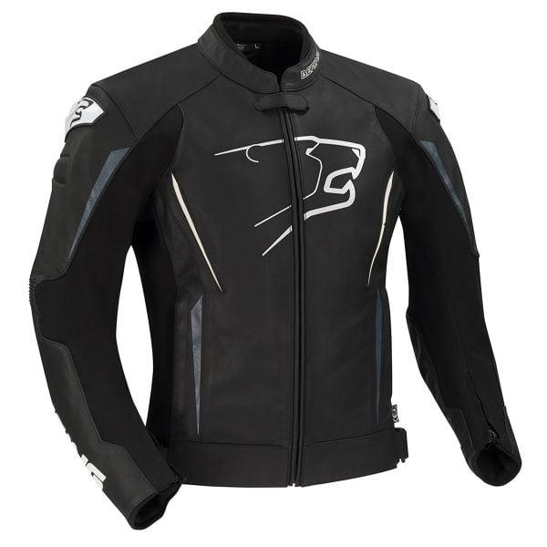 Blouson Moto Bering Stator Black