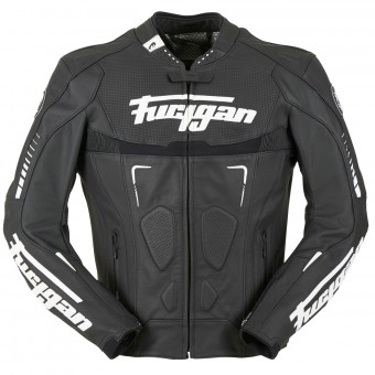 Blouson Moto Furygan Track White