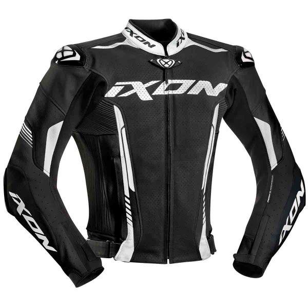 7f29bf111fd7b Blouson moto Ixon Vortex 2 Jacket Noir Blanc cherche Propriétaire ...