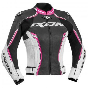 Veste moto femme ixon electra