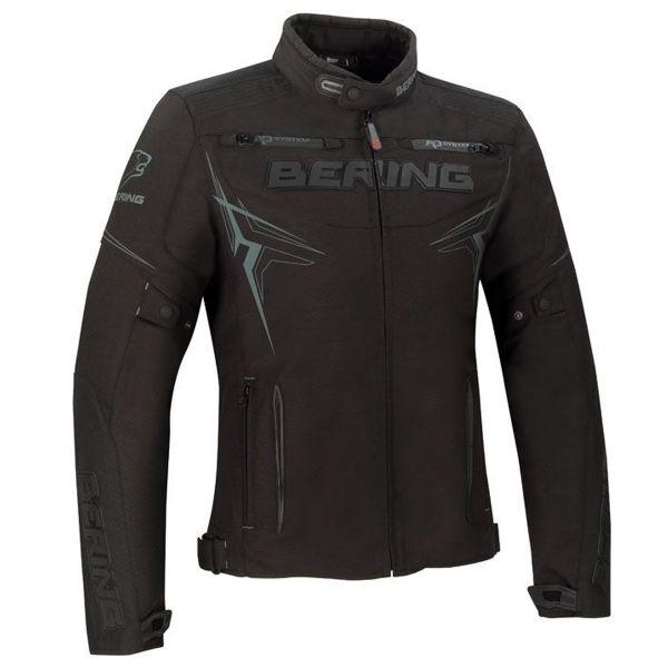 Blouson Moto Bering Wixs Black