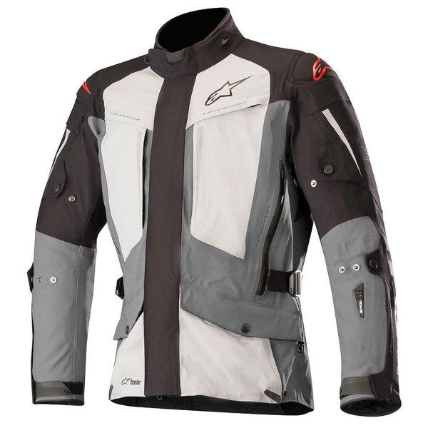 Veste Moto Alpinestars Yaguara Drystar Black Dark Grey Mid Grey