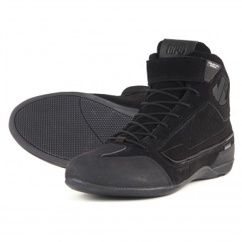 Baskets Moto V'Quattro GP4 Waterproof Black