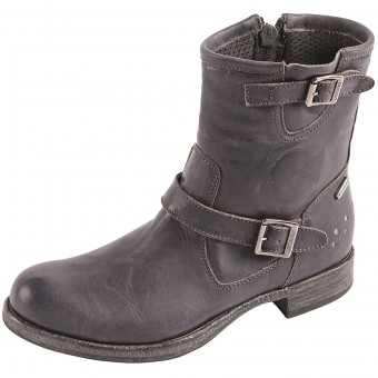 new product 9033d a362a Promo Demi-bottes Dainese Bahia Lady D-Waterproof Black
