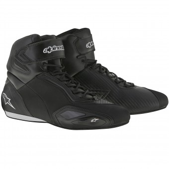 Baskets Moto Alpinestars Faster 2 Black