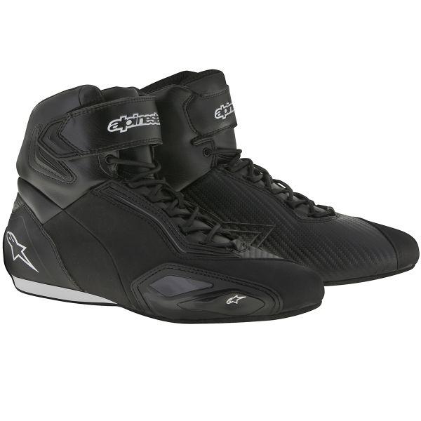 Baskets Moto Alpinestars Faster 2 Black