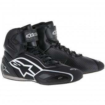 Baskets Moto Alpinestars Faster 2 Black Silver