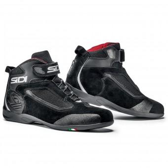 Baskets Moto SIDI Gas Black