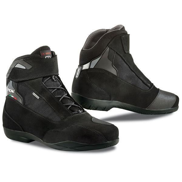 Baskets Moto TCX Jupiter 4 Gore-Tex Noir
