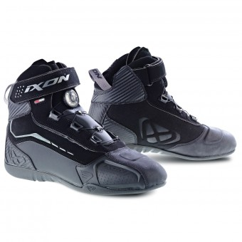 Baskets Moto Ixon Soldier Evo Black