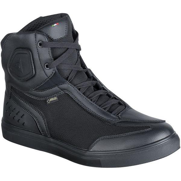 Baskets Moto Dainese Street Darker Gore-Tex Black