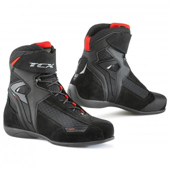 Baskets Moto TCX Vibe Air Noir