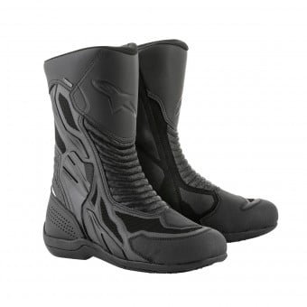 Bottes Moto Alpinestars Air Plus V2 Gore-Tex Xcr Black