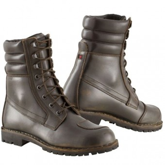 Bottes Moto Stylmartin Indian Marron