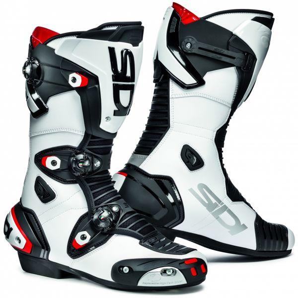 Bottes Moto SIDI Mag 1 Black White