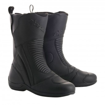 Bottes Moto Alpinestars Patron Gore-Tex Black Boot