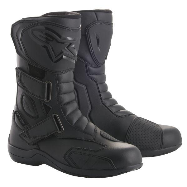 Bottes Moto Alpinestars Radon Drystar Boot Black