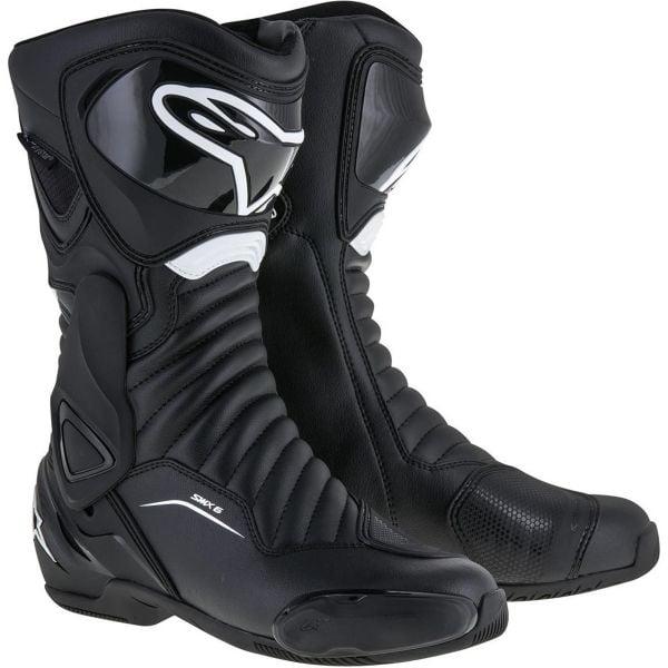Bottes Moto Alpinestars SMX-6 V2 Drystar Black