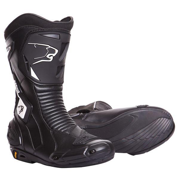 Bottes Moto Bering X Race-R Black