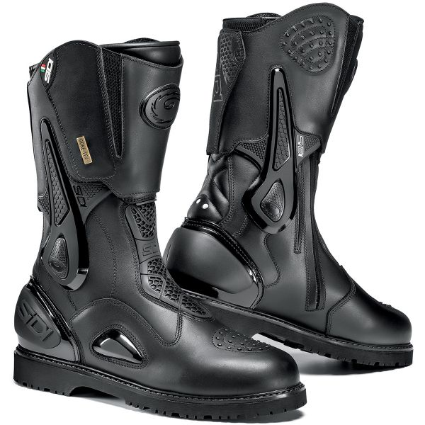 Bottes Moto SIDI Armada Gore-Tex Black