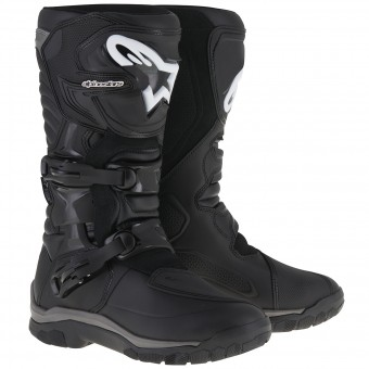 Bottes Moto Alpinestars Corozal Adventure Waterproof Black