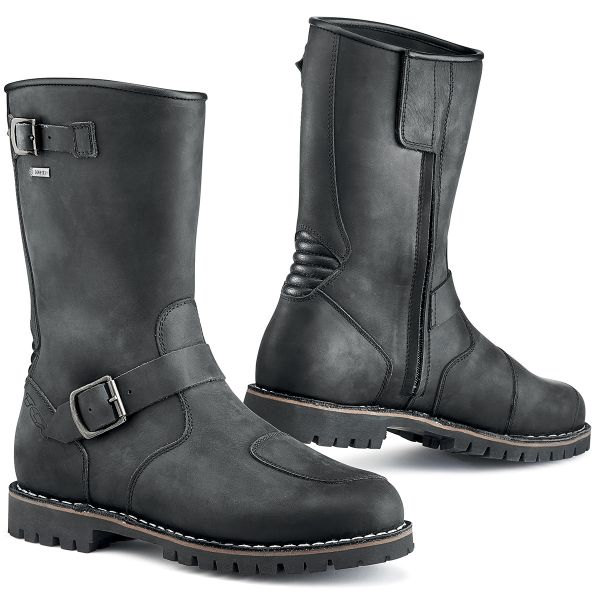 Bottes Moto TCX Fuel Gore-Tex Black