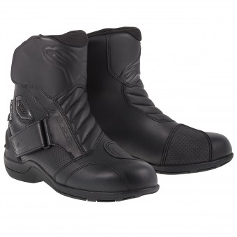 Bottes Moto Alpinestars Gunner Waterproof Black