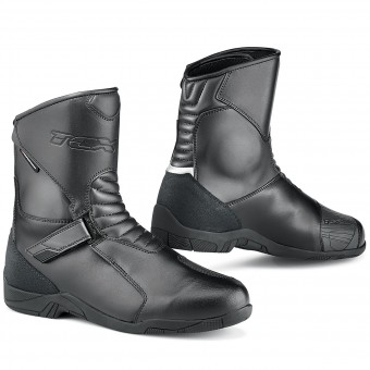Bottes Moto TCX Hub Waterproof Black