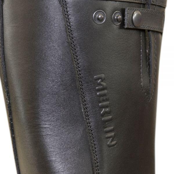 Merlin Keele Black Boots