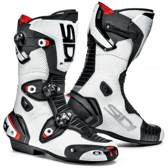 Bottes Moto SIDI Mag 1 Air White Black