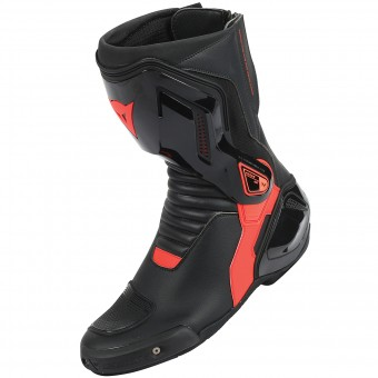 Bottes Moto Dainese Nexus Black Red Fluo